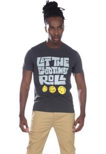 Camiseta Levis Masculino Graphic Set-In Neck 5 - Masculino