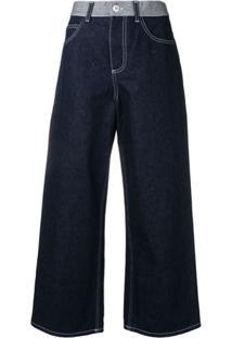 Marni Calça Jeans - Azul