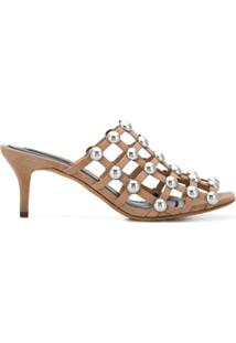 f5afa4ced30c Sapato Alexander Wang Couro feminino