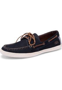 Dockside Ramillo Shoes Benedito Marinho E Listras