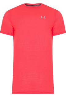 Camiseta Masculina Streaker - Vermelho