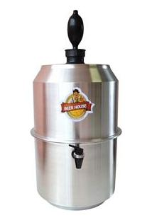 Chopeira Eletrogrill King Beer Alumínio - 10 L