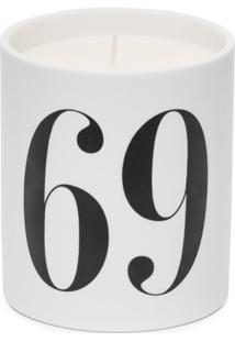 L'Objet Vela Oh Mon Dieu No.69 - Branco