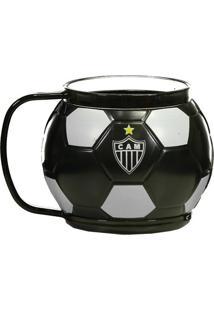 Caneca Térmica Atlético Mineiro 400Ml - Unissex