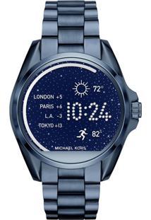 bc7ff9a598abf Relógio Digital Azul Marinho Michael Kors feminino   Gostei e agora