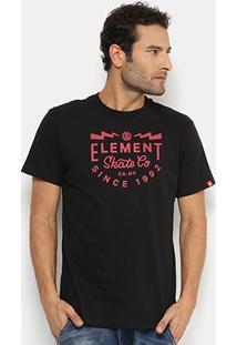 Camiseta Element Skate Co Masculina - Masculino