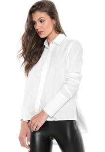 Camisa Lança Perfume Mullet Branca