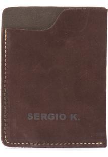 Carteira Masculina Pocket - Marrom