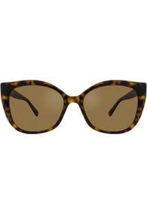 Óculos Solar Bond Street Chelsea Feminino - Feminino-Marrom