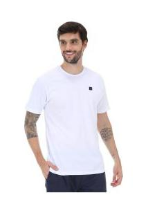 Camiseta Oakley Patch 2.0 - Masculina - Branco