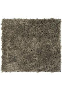 Tapete Tufting Foffo- Taupe- 250X200Cm- Tapetes Tapete Sã£O Carlos