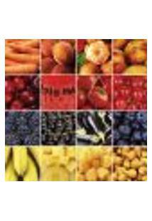 Adesivo De Azulejo - Frutas - 309Azge