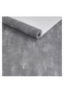 Papel De Parede Importado Vinilico Lavavel Cimento Queimado