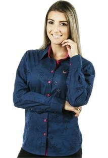Camisa Pimenta Rosada Gerry - Feminino