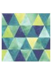 Papel De Parede Adesivo - Triângulos - 111Ppa