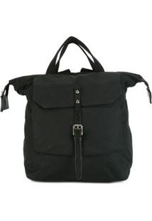 Ally Capellino Frances Backpack - Preto
