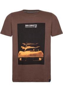 Camiseta Masculina Spectro Memories Corvette - Masculino
