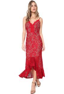 6476bf299 Vestido Ana Hickmann Midi feminino | Shoelover