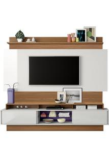 "Estante Home Thor 2.21M Para Tvs Até 55"" Off White 