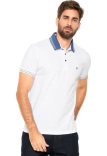 893a9e7a87311 Camisa Pólo Dudalina Manga Curta masculina