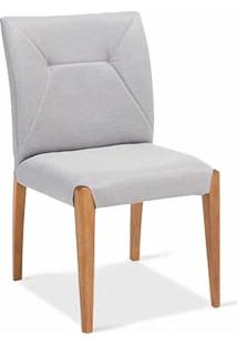 Cadeira Stella Estofada Design Contemporâneo Casa A Móveis