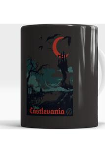 Caneca Visit Castlevania