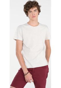 Camiseta Mescla Fio