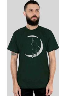 Camiseta 182Life The Poet Musgo