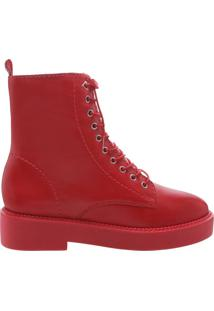 6742d17c12 Coturno Salto Alto Vermelho feminino | Shoelover