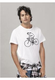 Camiseta Masculina Queen Bicycle Race - Masculino