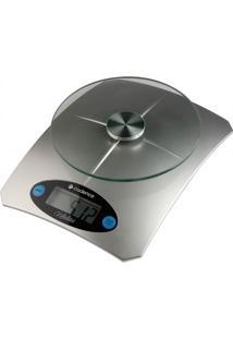 Balança De Alta Precisão Cadence Utilità Para Cozinha - Bateria