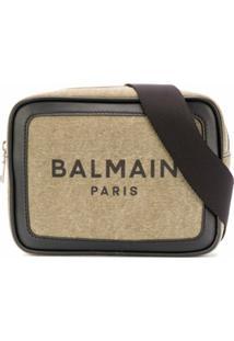 Balmain Pochete B-Army - Verde