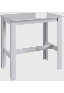 Mesa Bancada 1000X700 Branco Móveis Canção