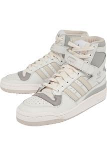 Tênis Adidas Originals Forum Hi Og Branco