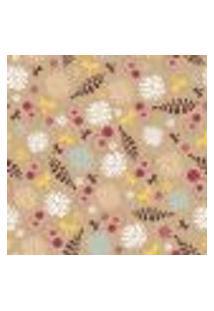 Papel De Parede Autocolante Rolo 0,58 X 5M - Floral 210118