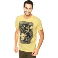 bdaefc002 Camiseta Colcci Rock masculina | El Hombre