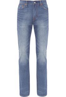 Calça Masculina Jeans Adulto - Azul