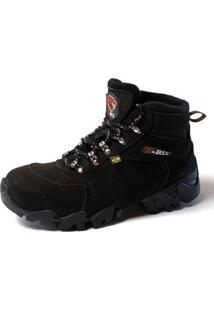 Bota Coturno Adventure Top Franca Shoes - Masculino