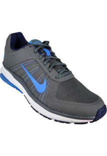 Tenis Running Cinza Dart 12 Msl Masculino Nike 57704021