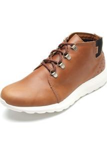 Bota Coca Cola Shoes Storm Caramelo