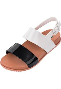 Sandália Melissa Cosmic Sandal Iii Preto