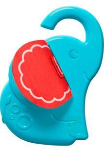 Espelho Elefantinho (3M+) - Fisher Price 8312-7-A Chocalho Fisher Price Elefante