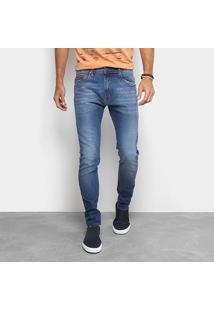 Calça Jeans Skinny Colcci Pedro Masculina - Masculino-Jeans