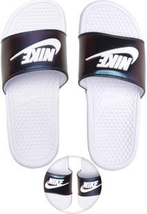 Chinelo Nike Sportswear Benassi Jdi Se Branco