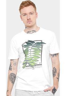 Camiseta Redley Folhagem - Masculino