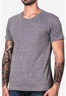 Camiseta Básica Eco Preto 100290