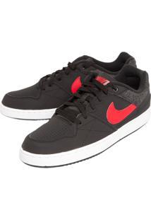 Tênis Nike Sportswear Priority Low Preto
