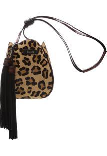 Handle Bag Paula Animal Print | Schutz