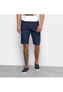 Bermuda Jeans Rock Blue Masculina - Masculino