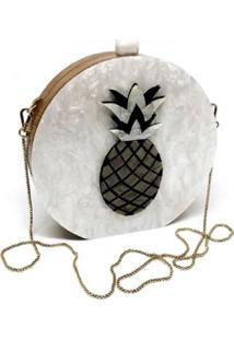 Bolsa Clutch Abacaxi - Tricae